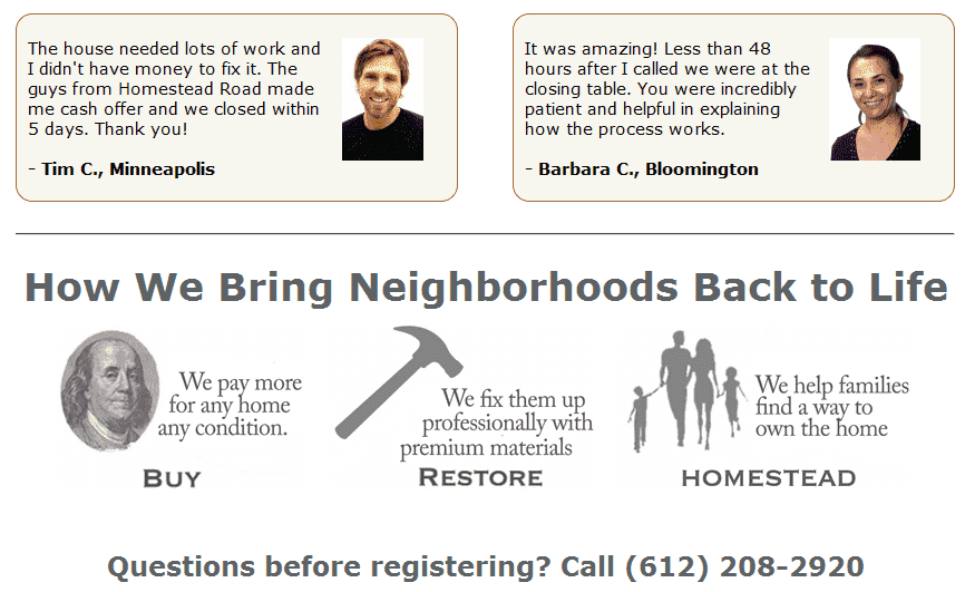 neighborhoods back to life