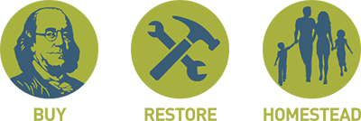 Buy Restore Homestead