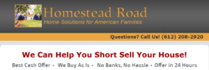 We can help you short sell your house