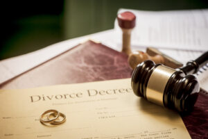 Can't Afford a Mortgage Due to Divorce - Decree