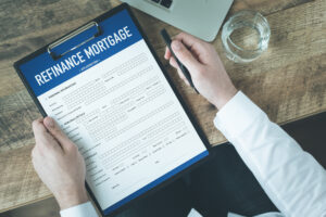 Can't Afford Mortgage Due to a Divorce Refinance Sheet